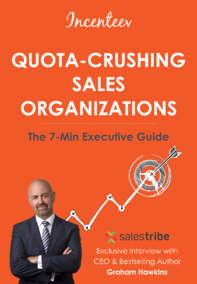 Cover - Quota-Crushing Sales Organizations [The 7-Min Executive Guide]